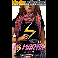 Ms. Marvel Vol. 1: No Normal (Ms. Marvel Series) (English Ed…