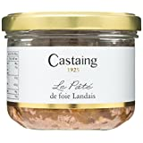 Castaing Landes Style Liver Pate, 180g