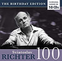 The Birthday Edition: 10 Original Albums by Sviatoslav Richter