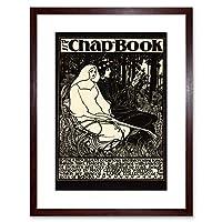 Magazine Ad Chap Book USA Vintage Framed Wall Art Print アメリカ合衆国