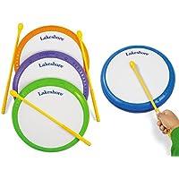 [レイクショアラーニングマテリアル]Lakeshore Learning Materials HeavyDuty Drums Set of 4 LC241 [並行輸入品]
