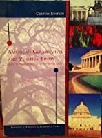 American Government and Politics Today (American Government and Politics Today With Latin American Politics Supplement) [並行輸入品]