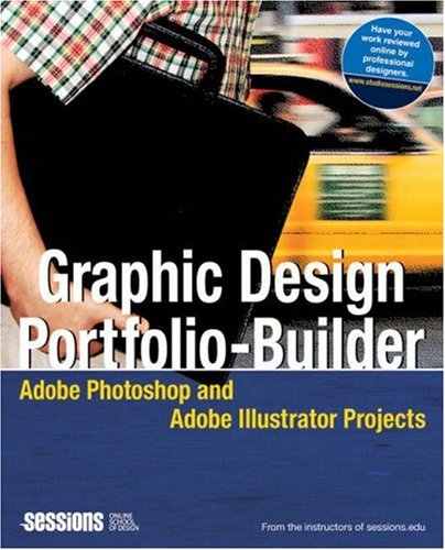 Graphic Design Portfolio-Builder: Adobe Photoshop and Adobe Illustrator Projects
