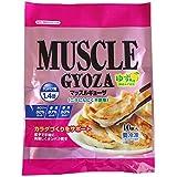 MUSCLE GYOZA ~マッスルギョーザ~ ゆず風味(国産ゆず使用) 高たんぱく 低糖質 低脂質 低カロリー 餃子 お取り寄せ 鶏 ささみ 水餃子