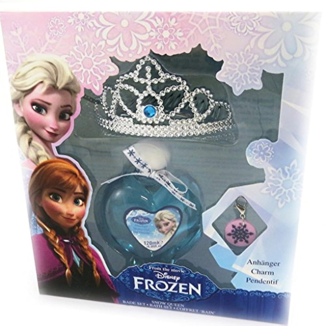 ノイズ盟主額[雪の女王 (Reine des Neiges)] (Frozen - Reine des Neiges コレクション) [M2699] ボディソープ ブルー