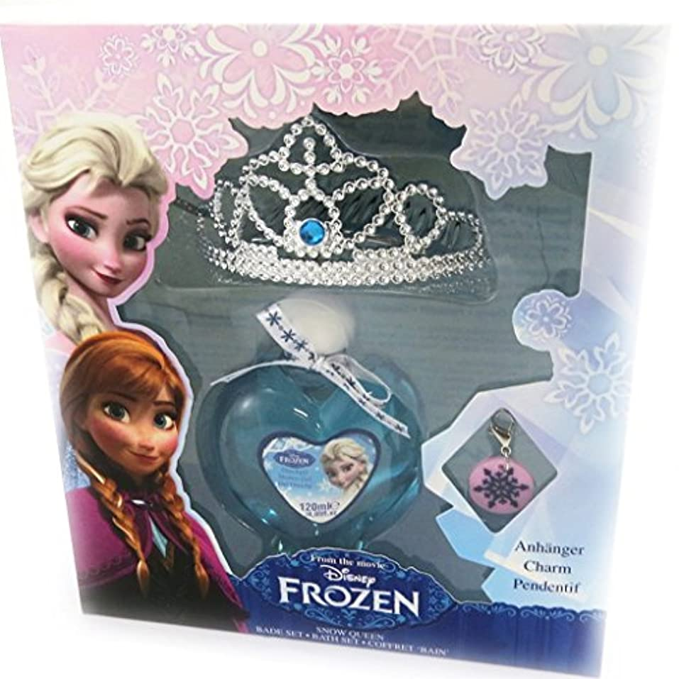 ライトニング一口より平らな[雪の女王 (Reine des Neiges)] (Frozen - Reine des Neiges コレクション) [M2699] ボディソープ ブルー