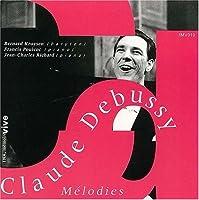Melodies - Le Son Di Cor (Kruysen, Poulenc, Richard) by Claude Debussy (1998-09-01)