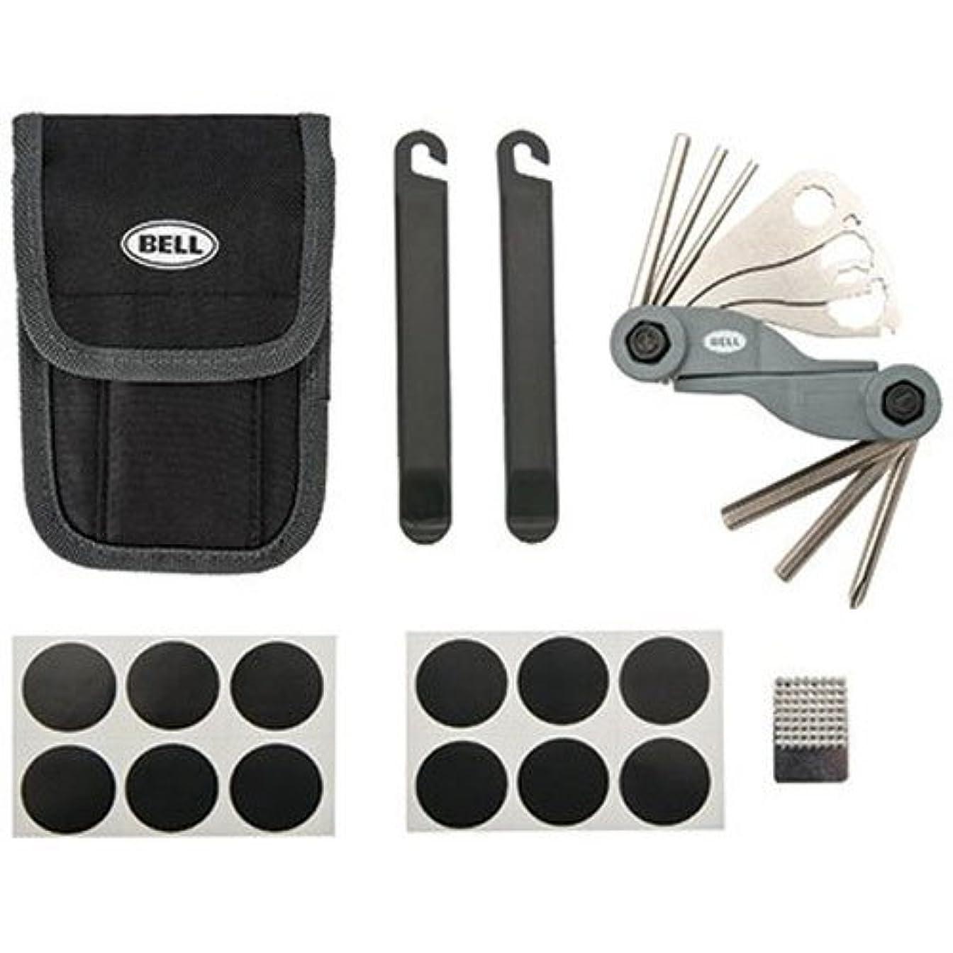 リマークトラフ曖昧なBike Tool & Patch Kit by Bell Sports