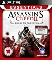 Assassin's Creed 2 - Game of The Year: PlayStation 3 Essentials (PS3)