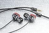 音茶楽 Flat4-緋弐型 (AKA TypeⅡ) 外耳道の長さが長めの方用 密閉型を超える深低音、オープンエア型の音の拡がり かすかな余韻まで美しく再生