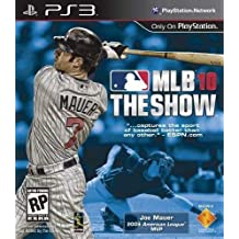 NEW MLB 10 PS3 (Videogame Software)