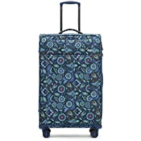 Tosca - So Lite 3.0 29in Large 4 Wheel Soft Suitcase - Paisley