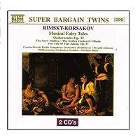 RIMSKY - KORSAKOV : Musical Fairy Tales【CD】 [並行輸入品]