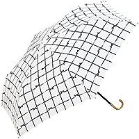 w.p.c 雨傘折傘 オフホワイト 50cm(親骨) 777-018