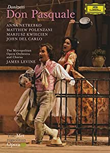 Donizetti: Don Pasquale [DVD] [Import]