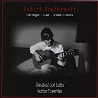 Classical & Latin Guitar Favorites by Robert Szajkowski (2003-02-27)
