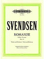 Romanze G-Dur op. 26: Ausgabe fuer Viola und Klavier (original fuer Violine und Orchester)
