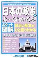 ポケット図解 日本の政治がよ~くわかる本 (Shuwasystem Beginner's Guide Book)