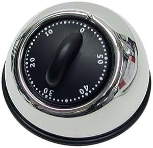 ドリテック(dretec) デジタルタイマー 60分計ブラック T-302-BK