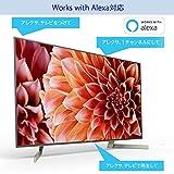 ソニー SONY 49V型 液晶 テレビ ブラビア 4K Android TV機能搭載 Works with Alexa対応 2018年モデル KJ-49X9000F