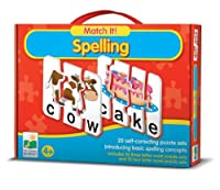 The Learning Journey Match It! Spelling by The Learning Journey International [並行輸入品]