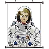 宇宙兄弟アニメファブリック壁スクロールポスター( 16x 20)インチ。[ WP ] space-1