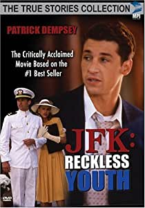 True Stories Collection: Jfk - Reckless Youth [DVD] [Import]