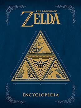 The Legend of Zelda Encyclopedia by [Dark Horse Books]