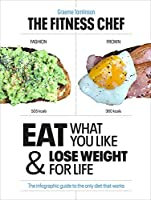 THE FITNESS CHEF: Eat What You Like & Lose Weight For Life - The infographic guide to the only diet that works