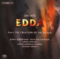 Jón Leifs: Edda, Part 1- The Creation of the World [Hybrid SACD]