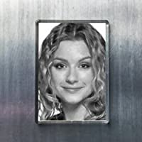 DANIELA DENBY-ASHE - オリジナルアート冷蔵庫マグネット #js001