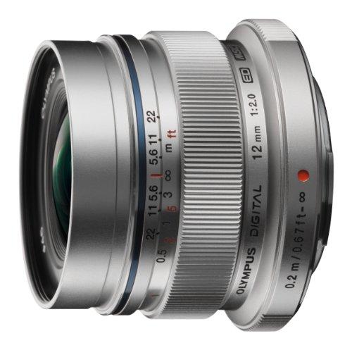 OLYMPUS マイクロ一眼 PEN レンズ M.ZUIKO DIGITAL ED 12mm F2.0