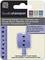 We R Memory Keepers Star Doodle Stamper for Scrapbooking by We R Memory Keepers [並行輸入品]
