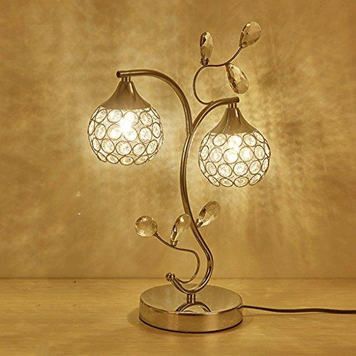 LED電球クリスタルランプ装飾装飾ベッドルームベッドランプ現...