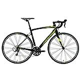 MERIDA(メリダ) ロードバイク RIDE 200 (ライド200) 2016モデル(ブラック/T・グリーン) 50サイズ AMR020506/EK35
