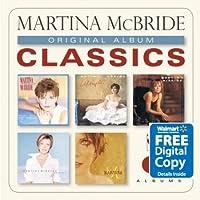 martina mcbride - Martina McBride: Original Album Classics 5CD ( The Way That I am / Wild Angels / Evolution / Emotion / Martina ) (5 CD)