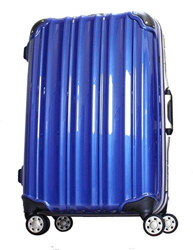 (ビータス) スーツケース BH-F2000(小型 2日3日用)Sサイズ 鏡面ディープブルー【2000 S/DB】
