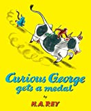 Curious George Gets a Medal (English Edition) 画像
