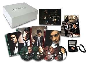 甘い人生 完全版 DVD-BOX (初回限定生産)