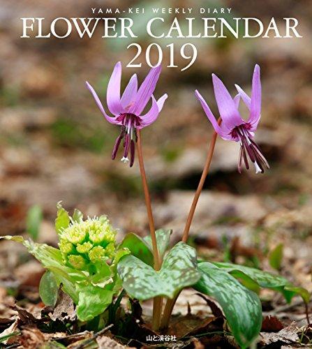 カレンダー2019 FLOWER CALENDAR (ヤマケイカレンダー2019)