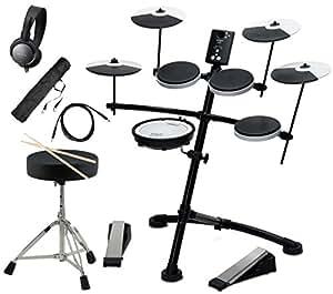 Roland 電子ドラム TD-1KV 3シンバル イシバシ楽器店オリジナルスターターパック付き一括セット