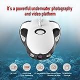 PowerVision PowerRay Wizard 水中ドローン 魚群探知機 パワービジョン パワーレイ ウィザード版 VRゴーグル搭載