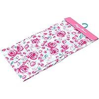 (メゾピアノ) MezzoPiano 浴衣 子供 女の子 単品 水色 バラ 薔薇 イチゴ さくらんぼ 100cm・110cm・120cm・130cm