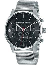 [エンジェルクローバー]ANGEL CLOVER 腕時計 ナンバーナイン ブラック文字盤 NNCH42SBK メンズ