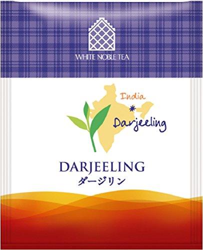 三井農林 ホワイトノーブル紅茶  ( アルミ・ティーバッグ ) ダージリン 2.2g×50個