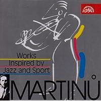 Works Inspired By Jazz & Sport