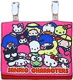 丸眞 ポケットポーチ サンリオ キャラクターズ H11×W14.5×D3cm キャラクターズメニー 3065006900