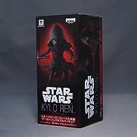 スター・ウォーズ/フォースの覚醒 ワールドコレクタブルフィギュア SW017:KYLO REN(カイロ・レン) バンプレスト プライズ