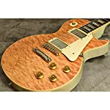 Gibson Custom Shop / Historic Collection 1959 Les Paul Quilt Top Gloss Trans Pink / TV White Back