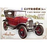 """Heller 1/24 シトロエン5CV C3.T3""""TREFLE""""1924"""